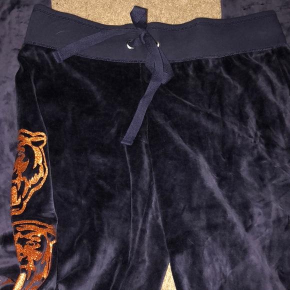 velvet sweat shorts